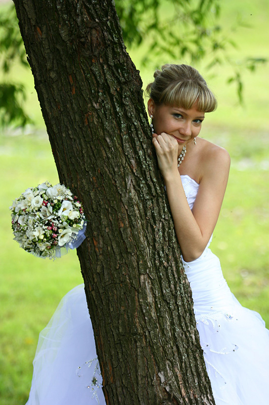 Красивые свадебные букеты невесты